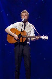 Herzergreifend: Paradise Oskar für Finnland (c) EBU