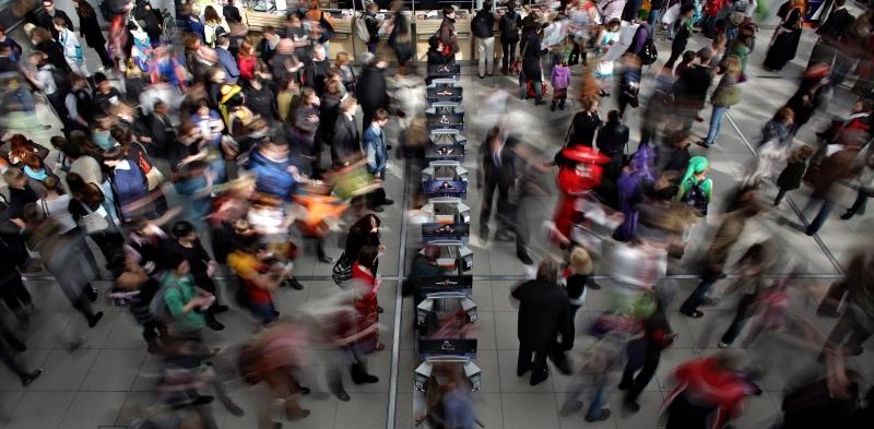 Stell dir vor es ist Leipziger Buchmesse und du weißt nicht wohin …