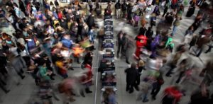 Leipziger Buchmesse 2013. Foto: dpa